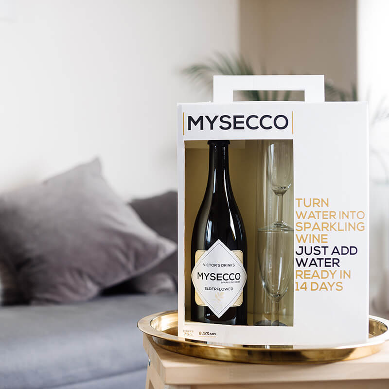 MySecco - Make Your Own Prosecco