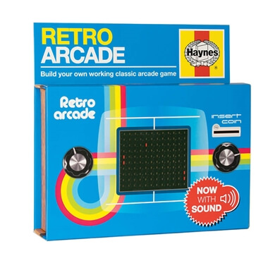 Haynes - Retro Arcade Kit