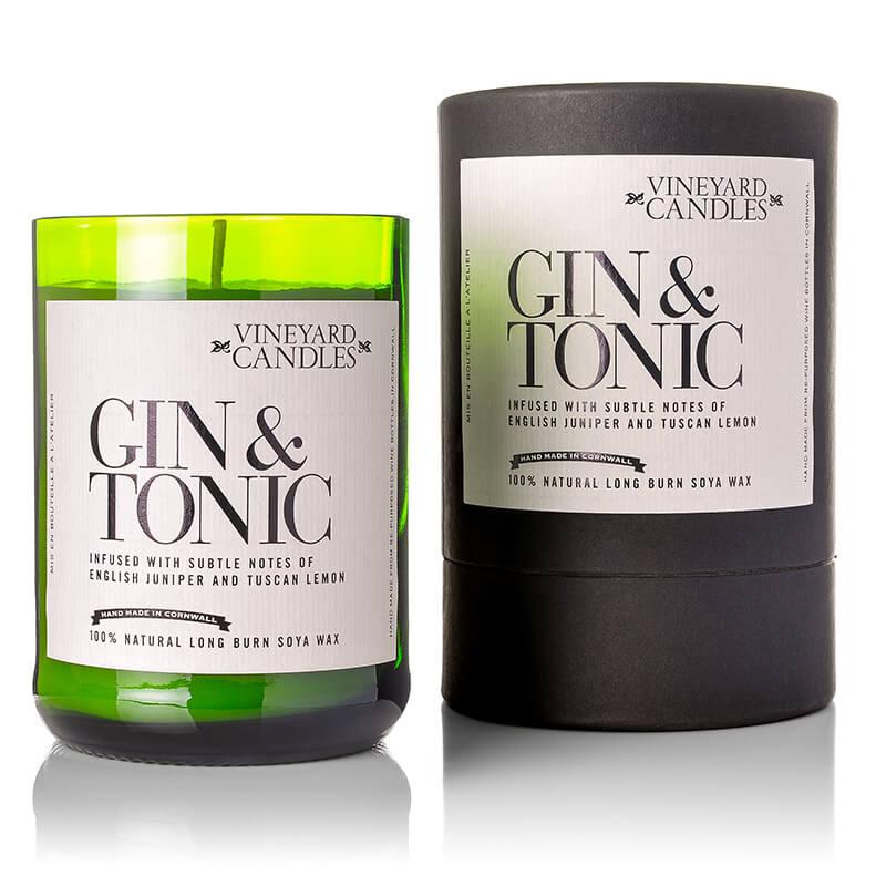 Vineyard Candles - Gin And Tonic