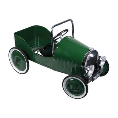 Classic Pedal Car - Green