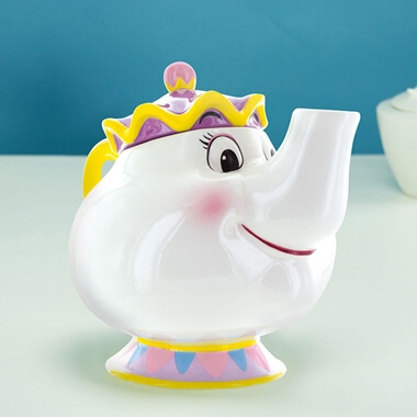 Beauty And The Beast Mrs Potts Tea Pot