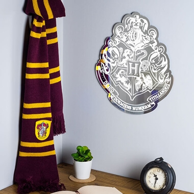 Harry Potter Hogwarts Crest Mirror