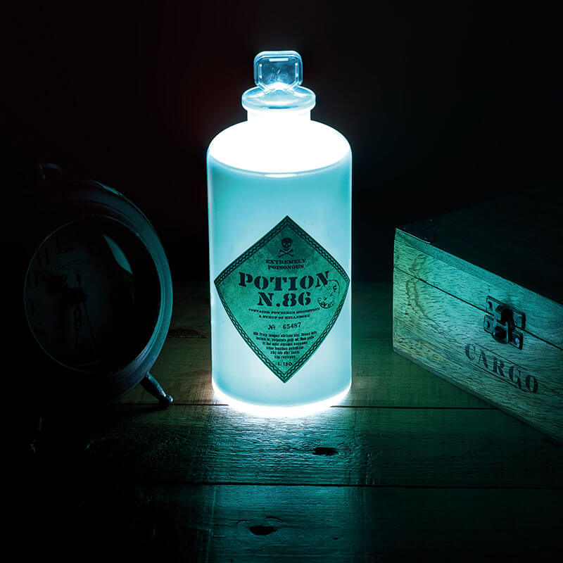 Harry Potter Potion Bottle Light