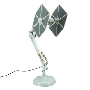 Star Wars TIE Fighter Posable Lamp