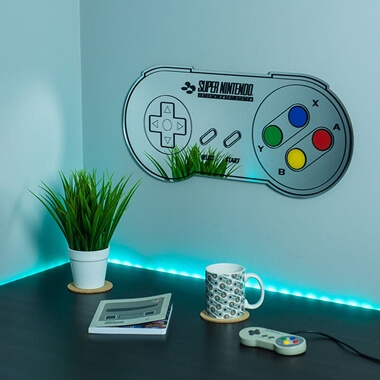 Super Nintendo Mirror