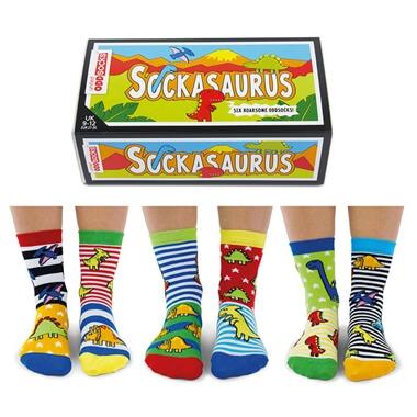 Sockasaurus Boys Socks