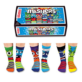 The Mashers Boys Socks