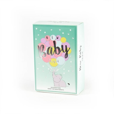 Baby Trivia Card Game