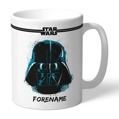 Personalised Star Wars Darth Vader Mug