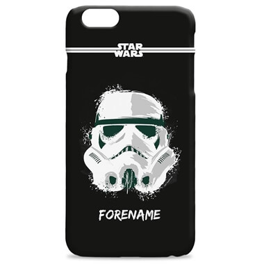 Personalised Star Wars Storm Trooper 6/6S iPhone Case