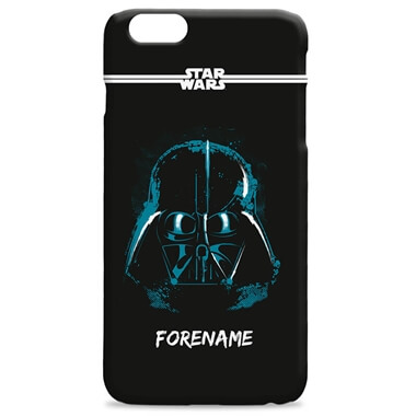 Personalised Star Wars Darth Vader iPhone Case
