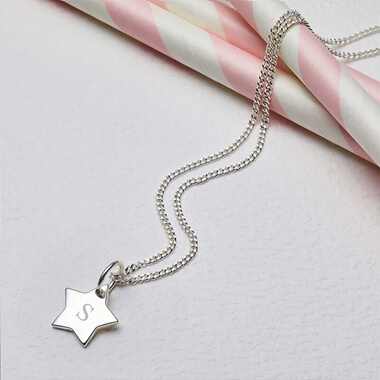Personalised Little Wish Necklace
