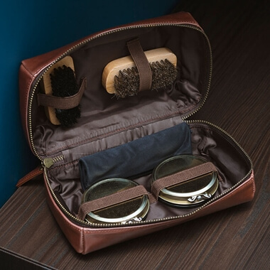 Cavendish Premium Shoe Cleaning Kit