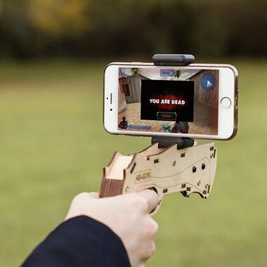 Virtual Blast AR Gun