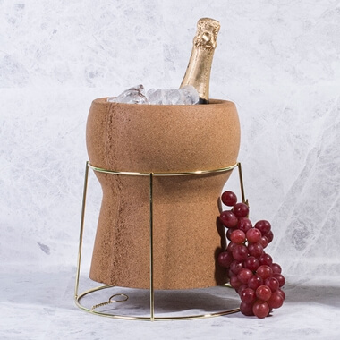 Soiree Cork Wine Cooler