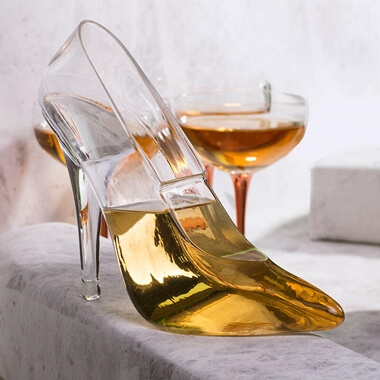 Soiree Shoe Glass