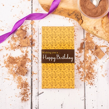 Happy Birthday Petit Treat Chocolates