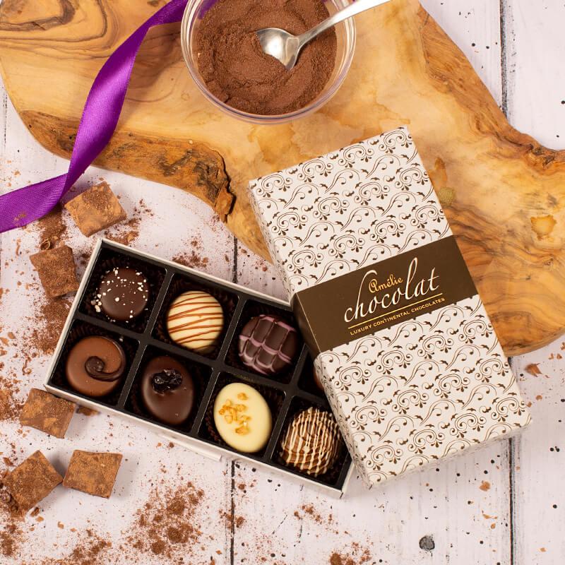 Congratulations Petit Treat Chocolates