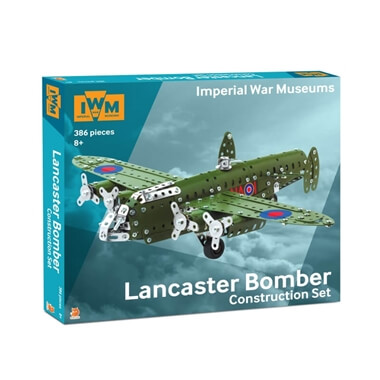 IWM Lancaster Bomber Construction Set