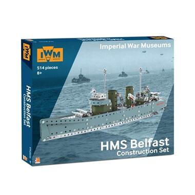 IWM HMS Belfast Construction Set
