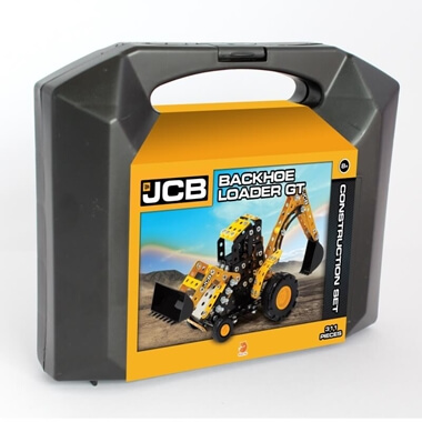 JCB Backhoe Loader GT Construction Set