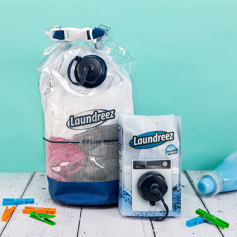 Laundreez - Portable Clothes Washer