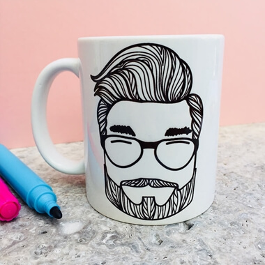 Personalised Your Mug on a Mug