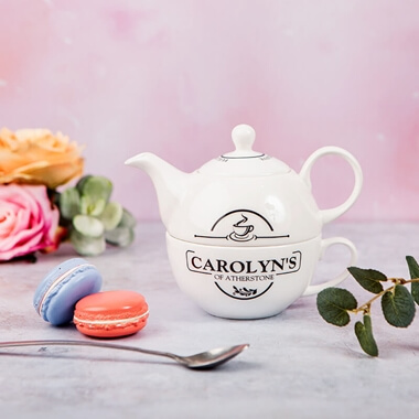 Personalised Tea For One