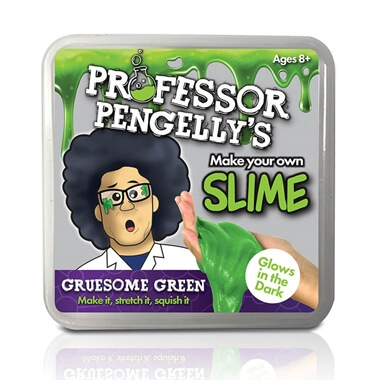 Prof. Pengelly's Make Your Own Slime - Gruesome Green
