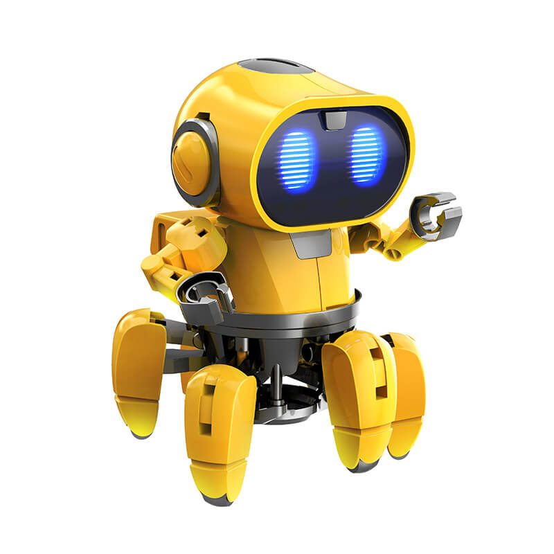 Tobbie The Robot - Your Adorable Smart Friend