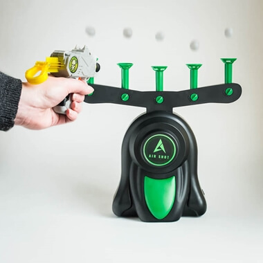 Airshot - Hovering Ball Shooting Game