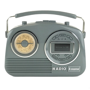 Devon Grey DAB Radio
