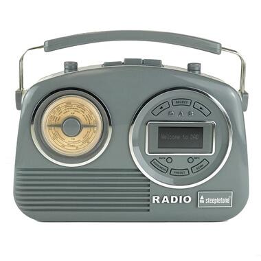 Devon Grey DAB Radio