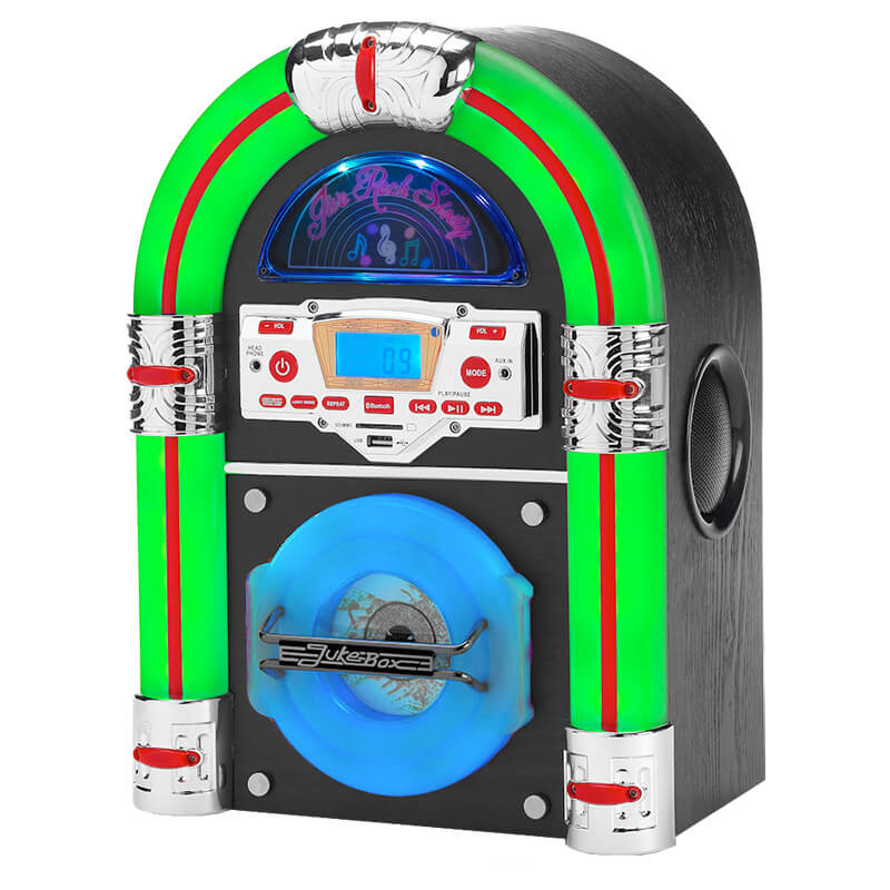 Jive Rock Sixty Mini Jukebox