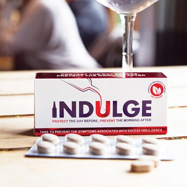 Indulge - Hangover Prevention