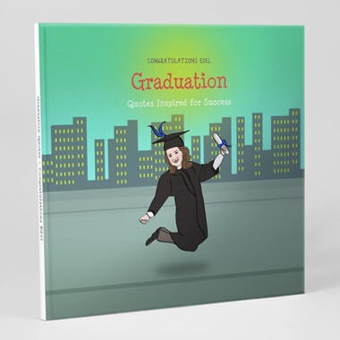 Personalised Graduation Book