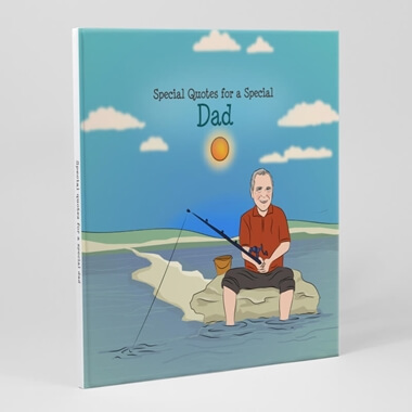 Personalised Special Dad Book