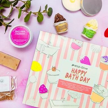 Happy Bath Day Bath Collection
