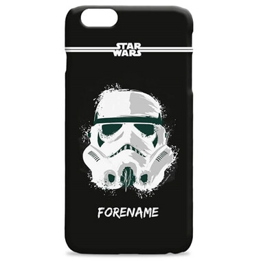 Personalised Star Wars Stormtrooper iPhone 7 Phone Case