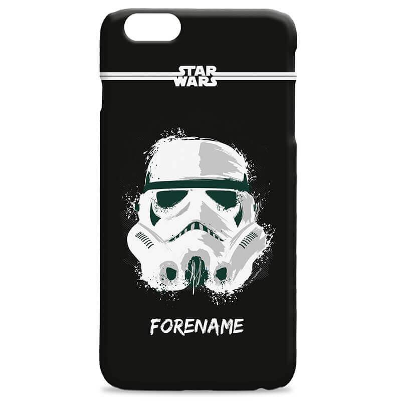 Personalised Star Wars Stormtrooper iPhone 7Plus Phone Case