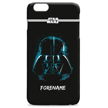Personalised Star Wars Darth Vader iPhone 7 Plus Phone Case