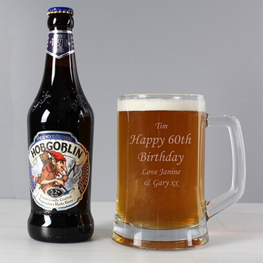 Personalised Traditional Ale Set