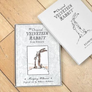 Personalised The Velveteen Rabbit Children's Book