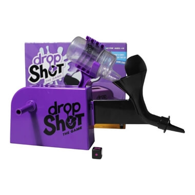 Drop Shot - The Drinking Game