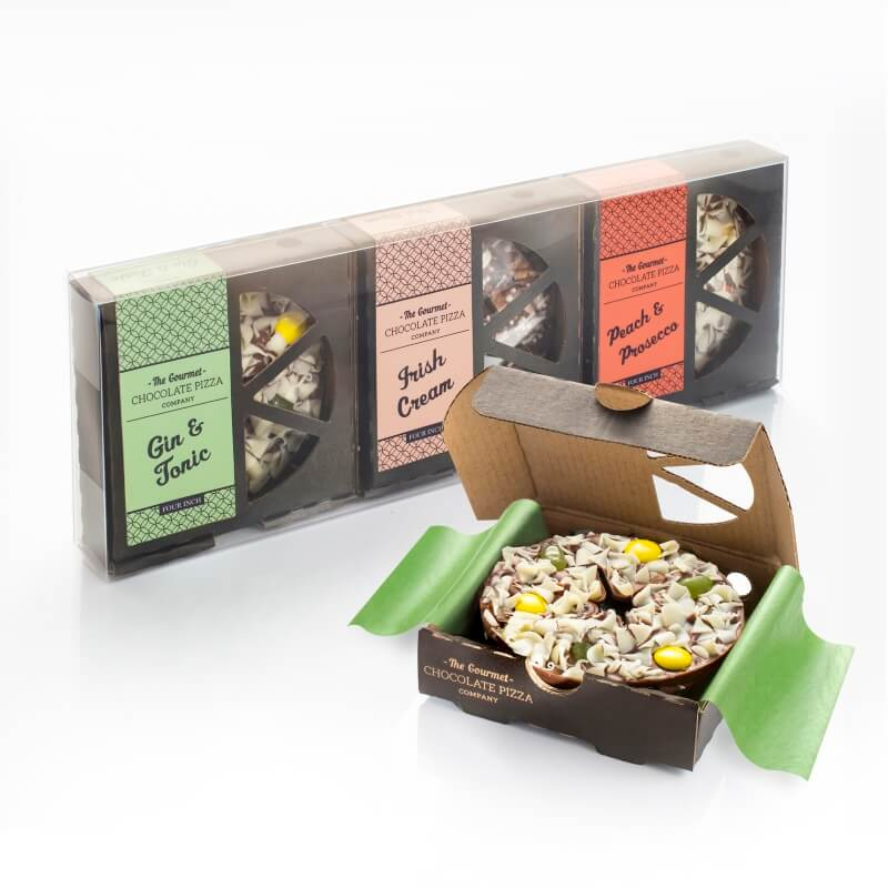 Chocolate Pizza Cocktail Mini Pack