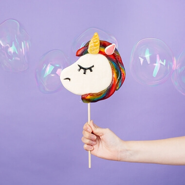 Giant Unicorn Lollipop