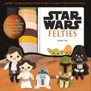 Star Wars Felties Kit