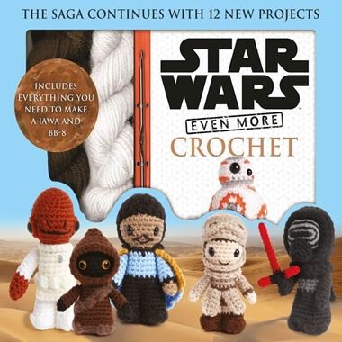 Star Wars Even More Crochet Kit