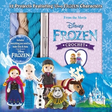 Disney Frozen Crochet Kit