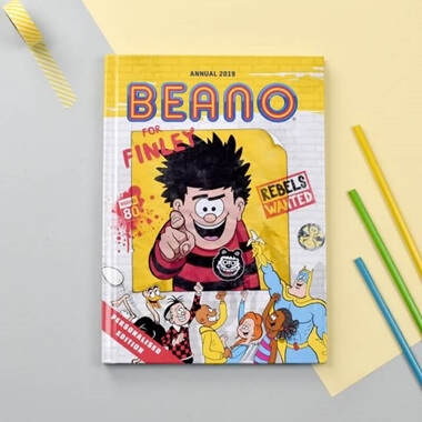 Personalised Beano Annual